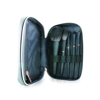 Youngblood Jet Set 5pc Makeup Brush Kit