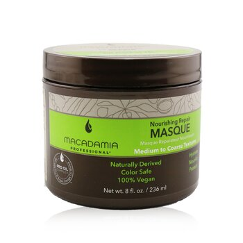 Macadamia Natural Oil Professional Nourishing Repair Masque (Medium to Coarse Textures)