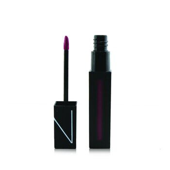 NARS Powermatte Lip Pigment - # Warm Leatherette (Rich Berry Pink)