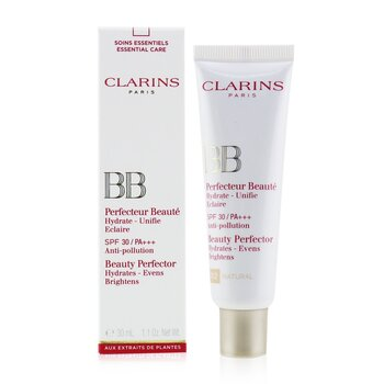 Clarins BB Beauty Perfector Ati-Pollution SPF30 - #02 Natural