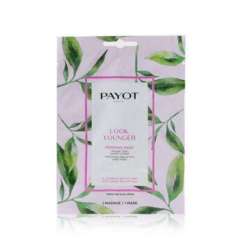 Payot Morning Mask (Look Younger) - Smoothing & Lifting Sheet Mask