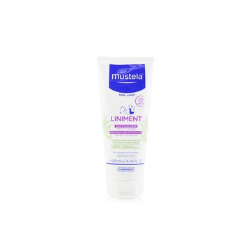 Mustela Liniment Diaper Change Cleanser
