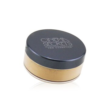 Cinema Secrets Ultralucent Setting Powder - # Rich Tan