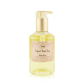 Sabon Liquid Hand Soap - Green Rose