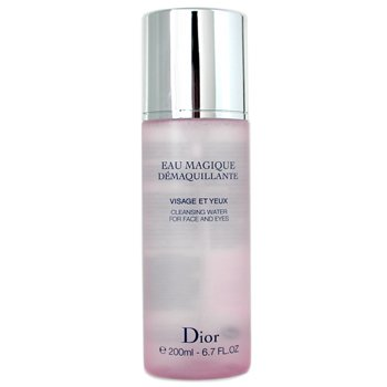 Christian Dior Cleansing Water For Face & Eyes