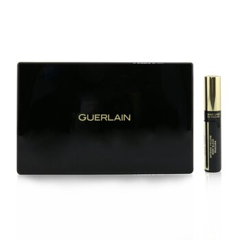 Guerlain My Essentials Complete Palette For Eyes, Lips & Cheeks (2x Powder Blush, 4x Eyeshadow, 4x Lipstick, 1x Mini Mascara)