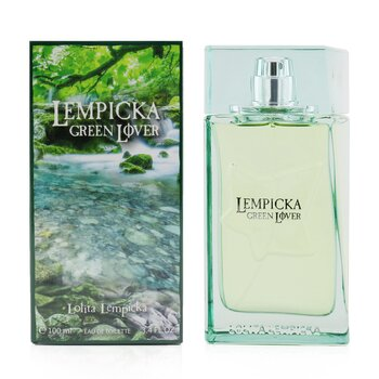 Lolita Lempicka Green Lover Eau De Toilette Spray
