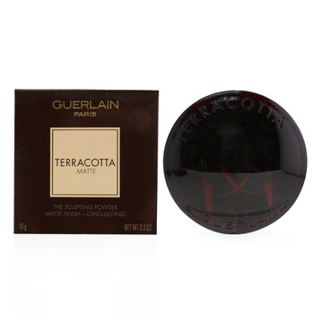 Guerlain Terracotta Matte Sculpting Powder - # Medium