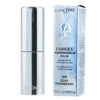 Lancome LAbsolu Mademoiselle Tinted Lip Balm - # 006 Cosy Cranberry