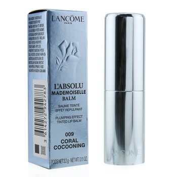 Lancome LAbsolu Mademoiselle Tinted Lip Balm - # 009 Coral Cocooning