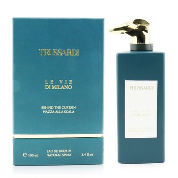 Trussardi Behind The Curtain Piazza Alla Scala Eau De Parfum Spray