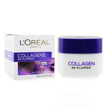LOreal Collagene Re-Plumper Day Cream