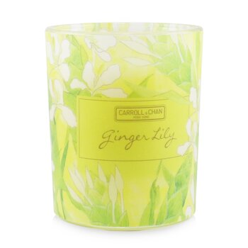 The Candle Company (Carroll & Chan) 100% Beeswax Votive Candle - Ginger Lily
