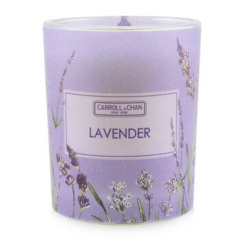 The Candle Company (Carroll & Chan) 100% Beeswax Votive Candle - Lavender