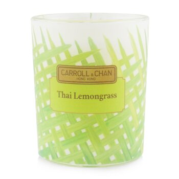 The Candle Company (Carroll & Chan) 100% Beeswax Votive Candle - Thai Lemongrass
