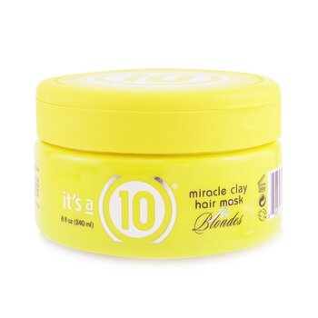 Its A 10 Miracle Clay Hair Mask (For Blondes)