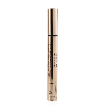 Guerlain Mad Eyes Brow Framer Natural Volume Fibre Brow Gel - # 02 Brown