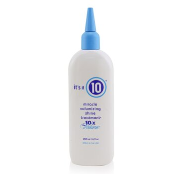 Its A 10 Miracle Volumizing Shine Treatment