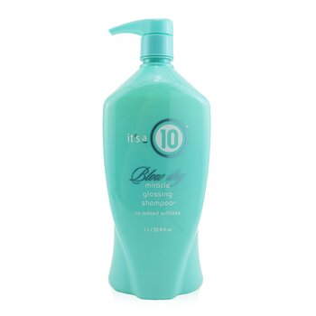 Its A 10 Blow Dry Miracle Glossing Shampoo