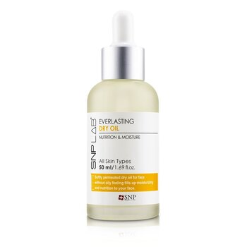 SNP Lab+ Everlasting Dry Oil - Nutrition & Moisture (For All Skin Types) (Exp. Date 06/2021)