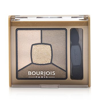 Bourjois Smoky Stories Quad Eyeshadow Palette - # 13 Taupissime