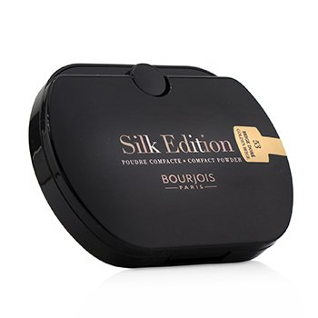 Bourjois Silk Edition Compact Powder - # 53 Beige Dore
