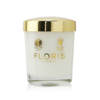 Floris Scented Candle - Rose & Oud
