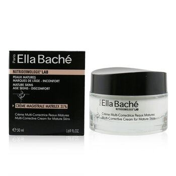 Ella Bache Nutridermologie Lab Creme Magistrale Matrilex 31% Multi-Corrective Cream For Mature Skins