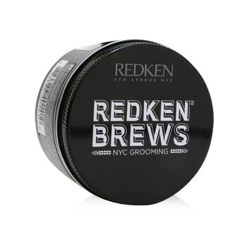 Redken Brews Camo Pomade (Medium Control / Black Tinted Styling Paste)